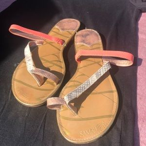 New Sam & Libby sandals in size 9 1/2